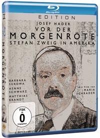 Blu-ray Cover - Vor der Morgenröte: Stefan Zweig in Amerika, Rechte bei Warner Bros
