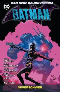 Cover - Batman Paperback #8: Superschwer, Rechte bei Panini Comics