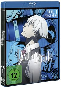 Death Parade Vol. 1, Rechte bei Universum ANIME