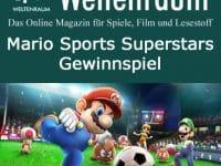Mario Sports Superstars Gewinnspiel