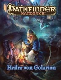 Cover - Pathfinder Handbuch: Heiler von Golarion, Rechte bei Ulisses Spiele