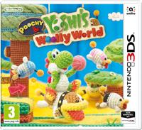 3DS Cover - Poochy & Yoshi's Woolly World, Rechte bei Nintendo