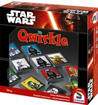 Spielzeugschachtel - Star Wars Qwirkle, Rechte bei Schmidt Spiele