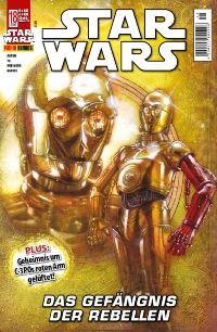 Comic Cover - Star Wars #18: Gefängnis der Rebellen, Rechte bei Panini Comics