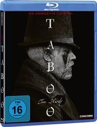 TABOO - Die komplette 1. Staffel, Rechte bei Concorde Home Entertainment