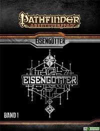 Eisengötter Band 1, Rechte bei Ulisses Spiele