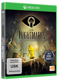 Xbox One Cover - Little Nightmares, Rechte bei Bandai Namco