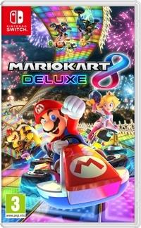 Mario Kart 8 Deluxe, Rechte bei Nintendo