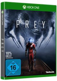 Prey - Cover, Rechte bei Bethesda Softworks