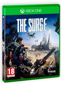 Xbox One Cover - The Surge, Rechte bei Focus Home Interactive