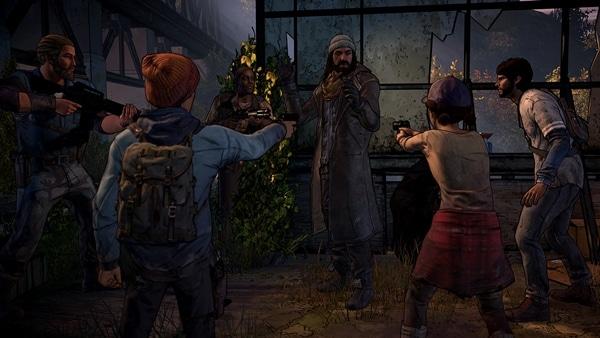 The Walking Dead 3 Bild 1