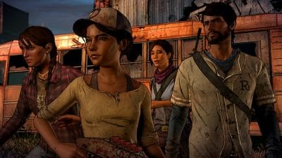 The Walking Dead: The Telltale Series - A New Frontier, Rechte bei Telltale Games