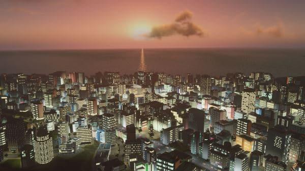 Cities Skylines Bild 2