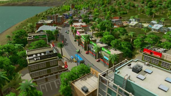 Cities Skylines Bild 3