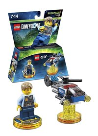 LEGO Dimensions: LEGO City Spaß-Paket, Rechte bei Warner Bros. Interactive Entertainment