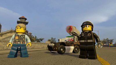LEGO Dimensions: LEGO City Spaß-Paket, Rechte bei Warner Bros. Interactive Entertainment
