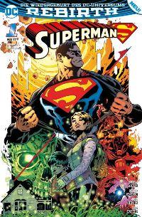 Superman Sonderband #1: Der Sohn von Superman, Rechte bei Panini Comics