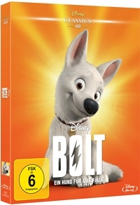Bolt - Ein Hund für alle Fälle, Rechte bei Disney