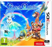 Ever Oasis, Rechte bei Nintendo
