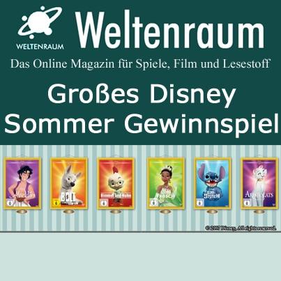 Gewinnspiel Disney Film