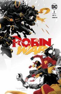 Robin War #2, Rechte bei Panini Comics