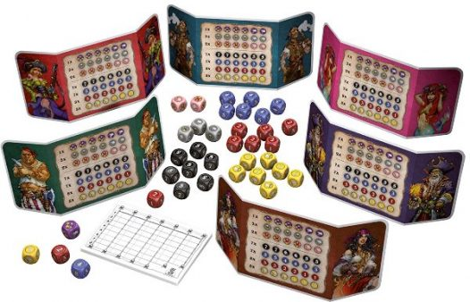 Skull King - Das Würfelspiel, Rechte bei Schmidt Spiele