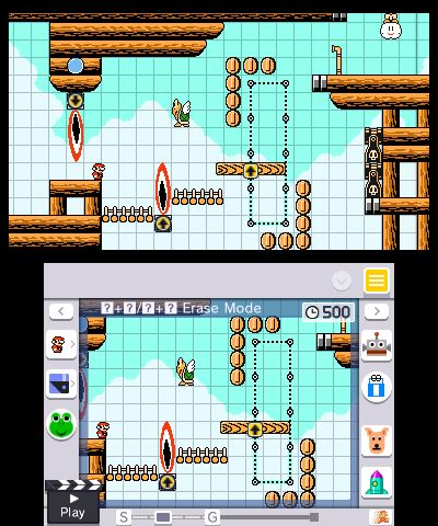 Super Mario Maker for 3DS Bild 1