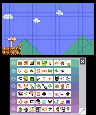 Super Mario Maker for 3DS Bild 3