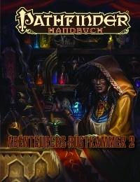 Pathfinder Handbuch: Abenteurers Rüstkammer II, Rechte bei Ulisses Spiele