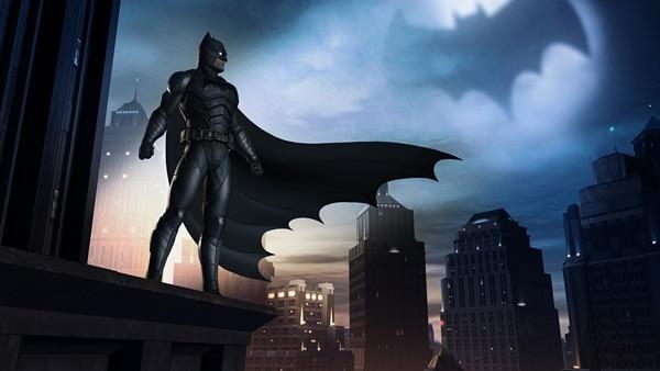 Batman Der Feind im Inneren Bild 1