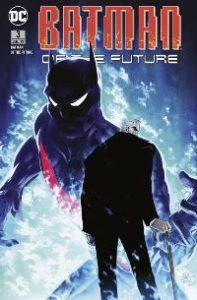 Batman of the Future #3: Kontrollverlust, Rechte bei Panini Comics