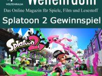 Gewinnspiel Splatoon 2