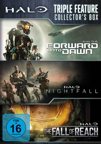 HALO - Triple Feature Collector's Box, Rechte bei polyband