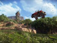 Uncharted The Lost Legacy, Rechte bei Sony Computer Entertainment