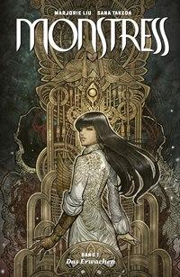 Monstress 1 - Das Erwachen - Cover
