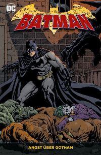 Batman Megaband #3: Angst über Gotham, Rechte bei Panini Comics