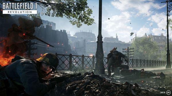 Battlefield 1 Revolution Bild 1