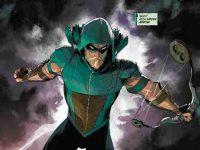 Green Arrow Megaband #1: Der neunte Zirkel