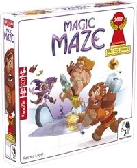 Magic Maze, Rechte bei Pegasus Spiele