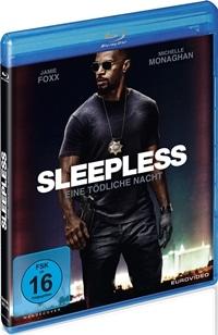 Sleepless - Eine tödliche Nacht, Rechte bei EuroVideo