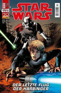 Star Wars #23: Der letzte Flug der Harbinger, Rechte bei Panini Comics
