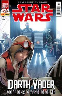Star Wars #24: Zeit der Entscheidung, Rechte bei Panini Comics