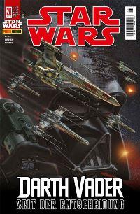 Star Wars #26: Zeit der Entscheidung, Rechte bei Panini Comics