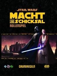Star Wars: Macht und Schicksal – Grundregeln, Rechte bei Ulisses Spiele
