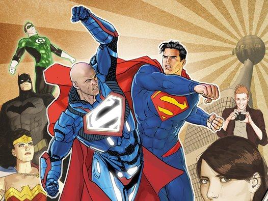 Wie Alt Ist Superman