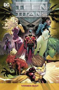 Teen Titans Megaband #2: Titanen-Blut, Rechte bei Panini Comics