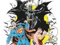 Batman und die Justice League Ausmalbuch