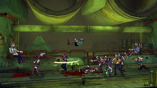 Bloody Zombies Bild 2
