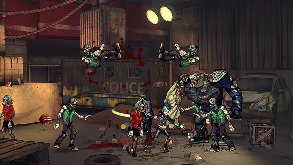 Bloody Zombies Bild 3