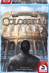 Die Baumeister des Colosseum - Cover